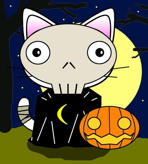 Neko Neko Halloween