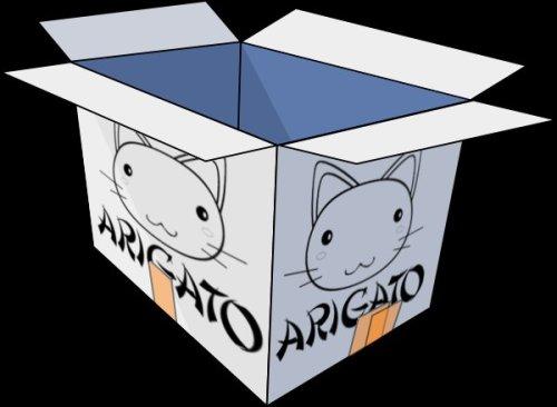 Arigato box big