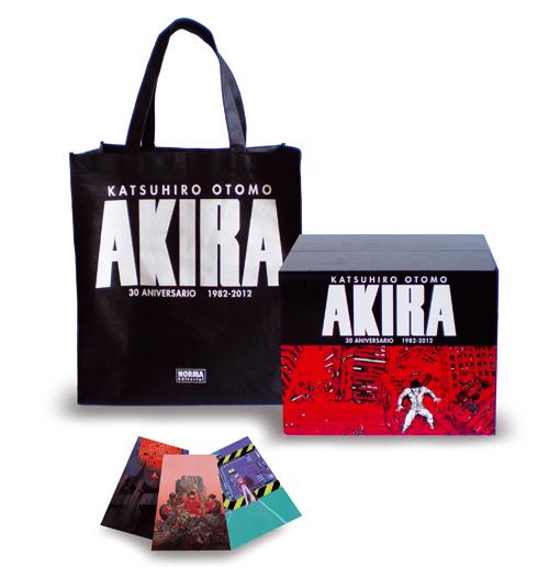 Akira -box