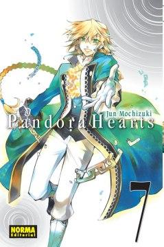Pandora Hearts 07