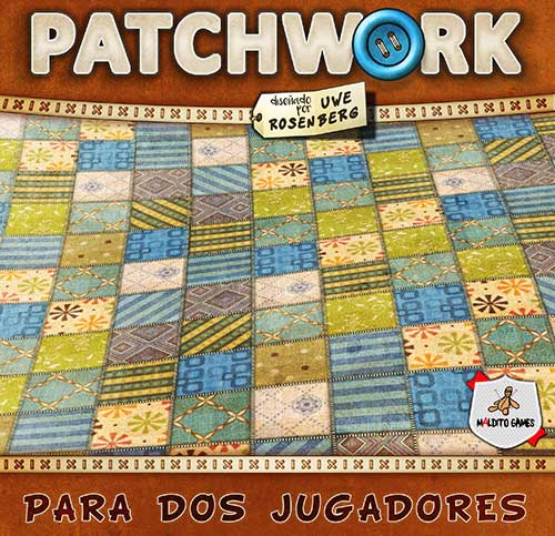 Patchwork frontal