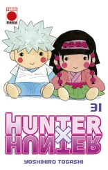 Cover HUNTERX HUNTER 18 - 200 pags
