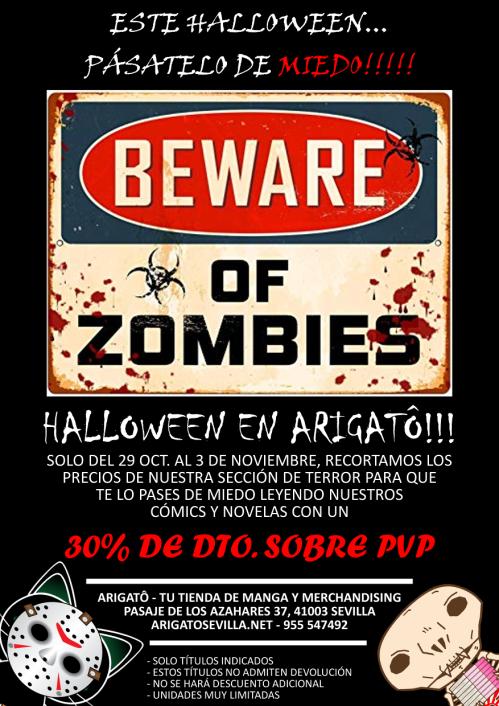 Arigato Halloween 2018