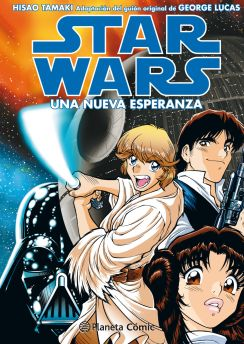 portada_star-wars-episodio-iv-una-nueva-esperanza-manga_hisao-tamaki_201906131256