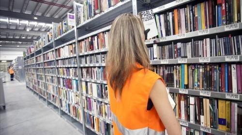 ICULT AMAZON VENTA DE LIBROS centro logistico   San Fernando de Henares