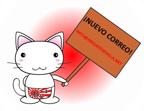 Neko Cartel Correo nuevo